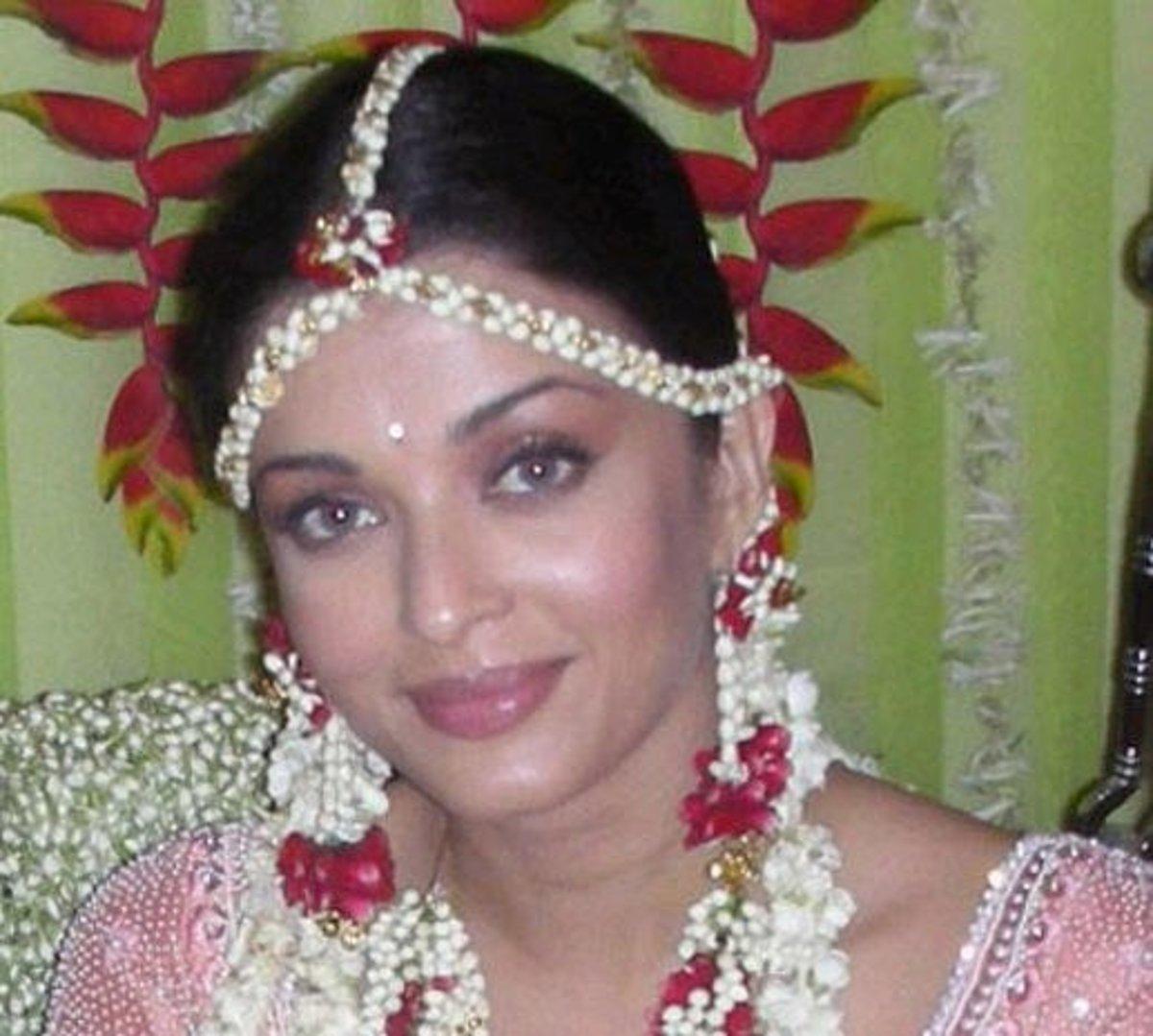 Aishwarya Rai Wedding Pictures