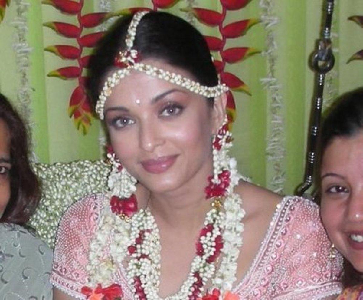 aishwarya rai wedding pic Beautiful Aishwarya