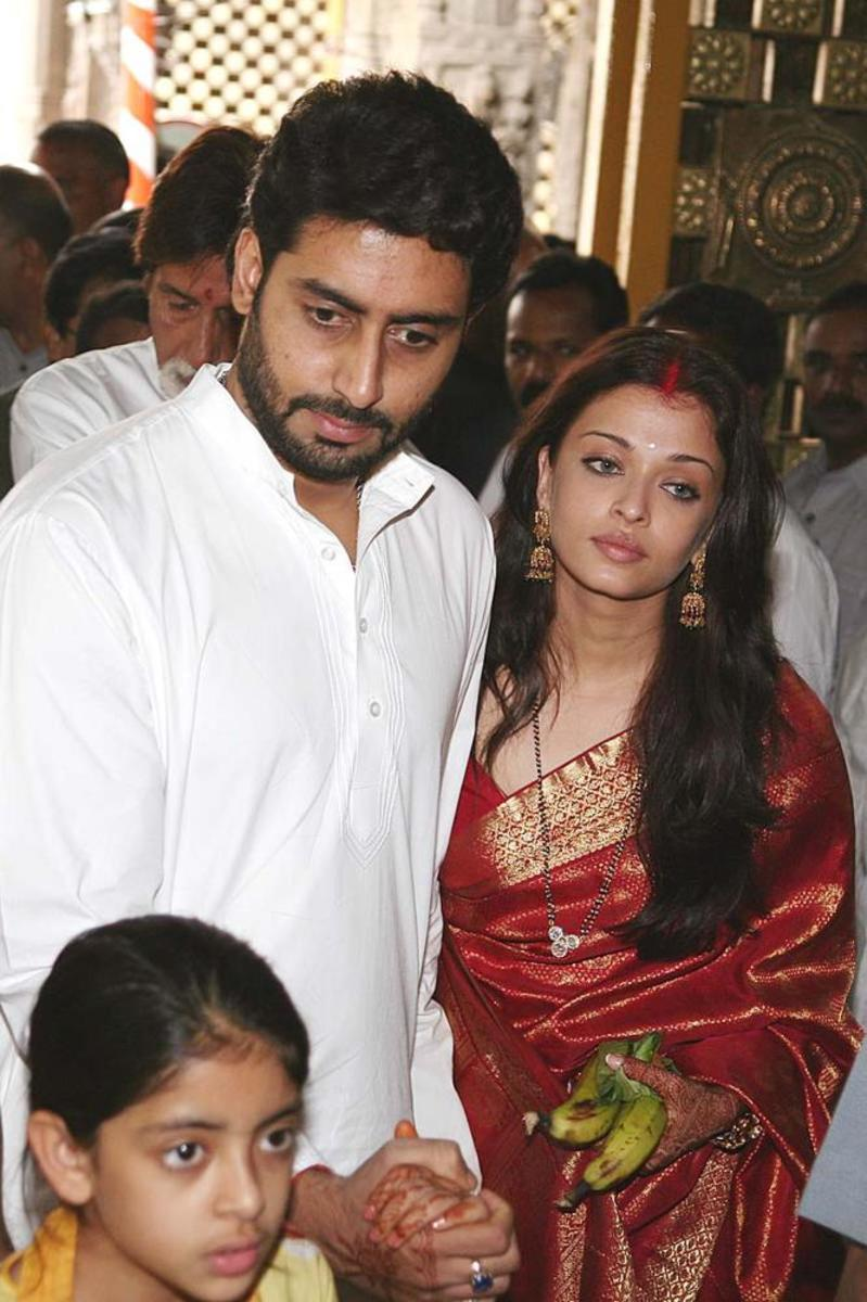 aishwarya rai wedding. Look at these Aishwarya rai