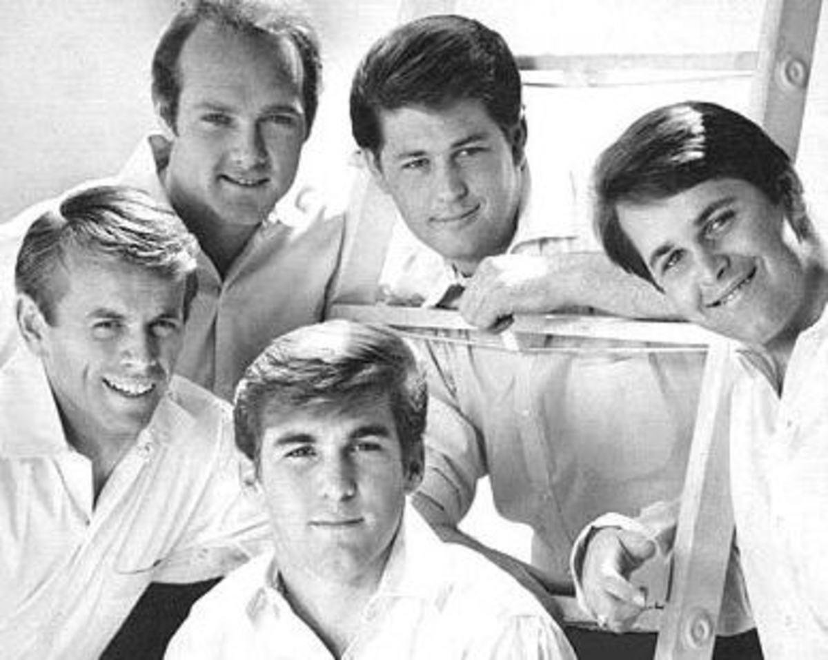 American Band-The Beach Boys in 64