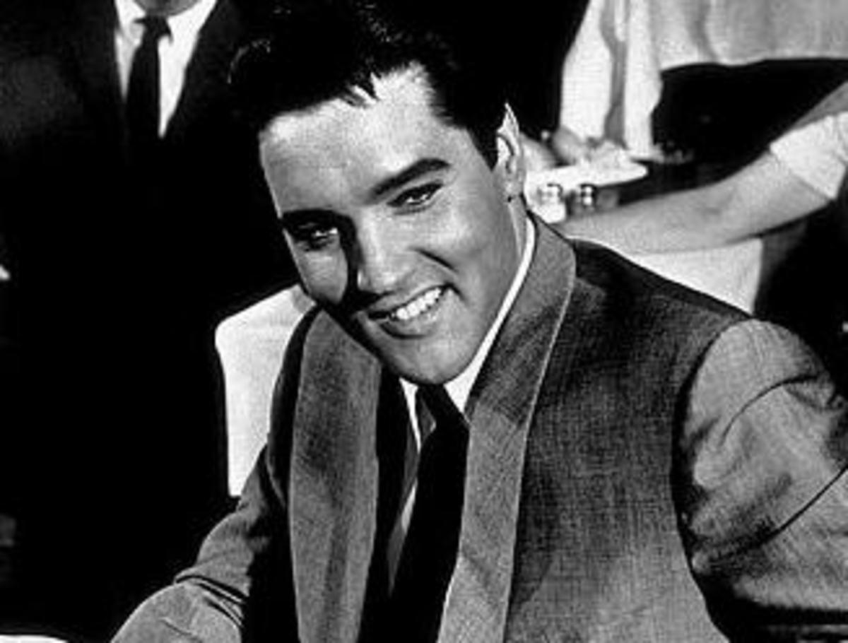 Elvis in 64