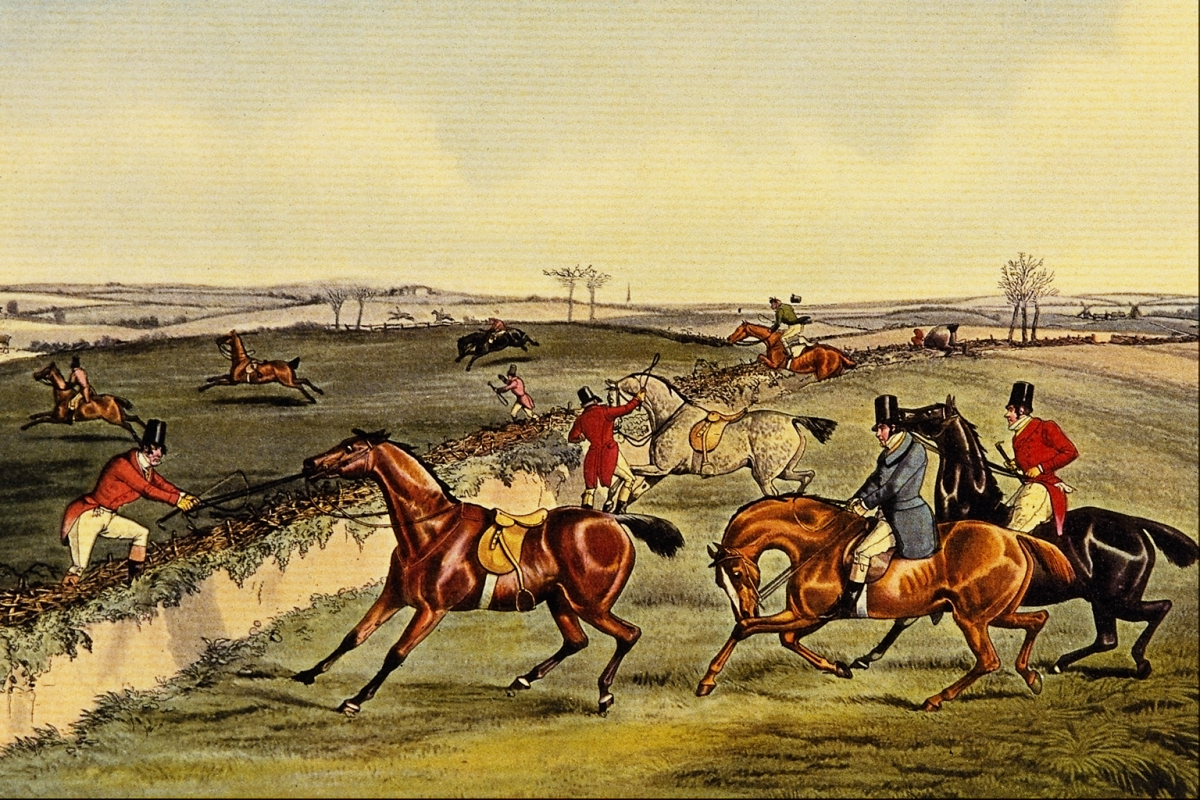 equestrian-paintings-and-drawings-horse-racing-and-the-horse-in-art