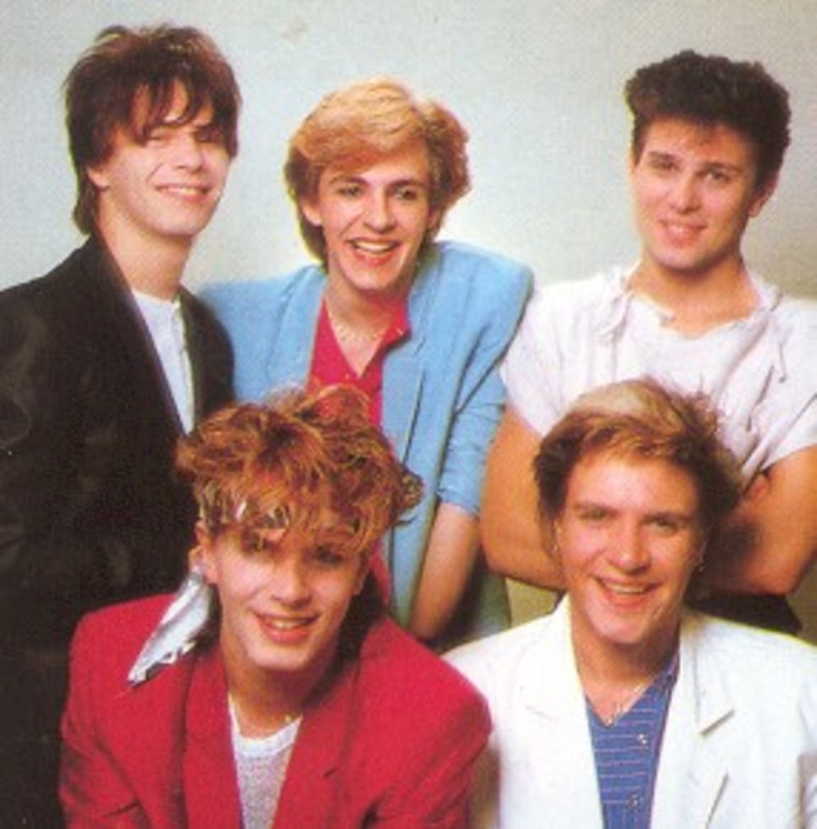 Duran Duran around 1981.