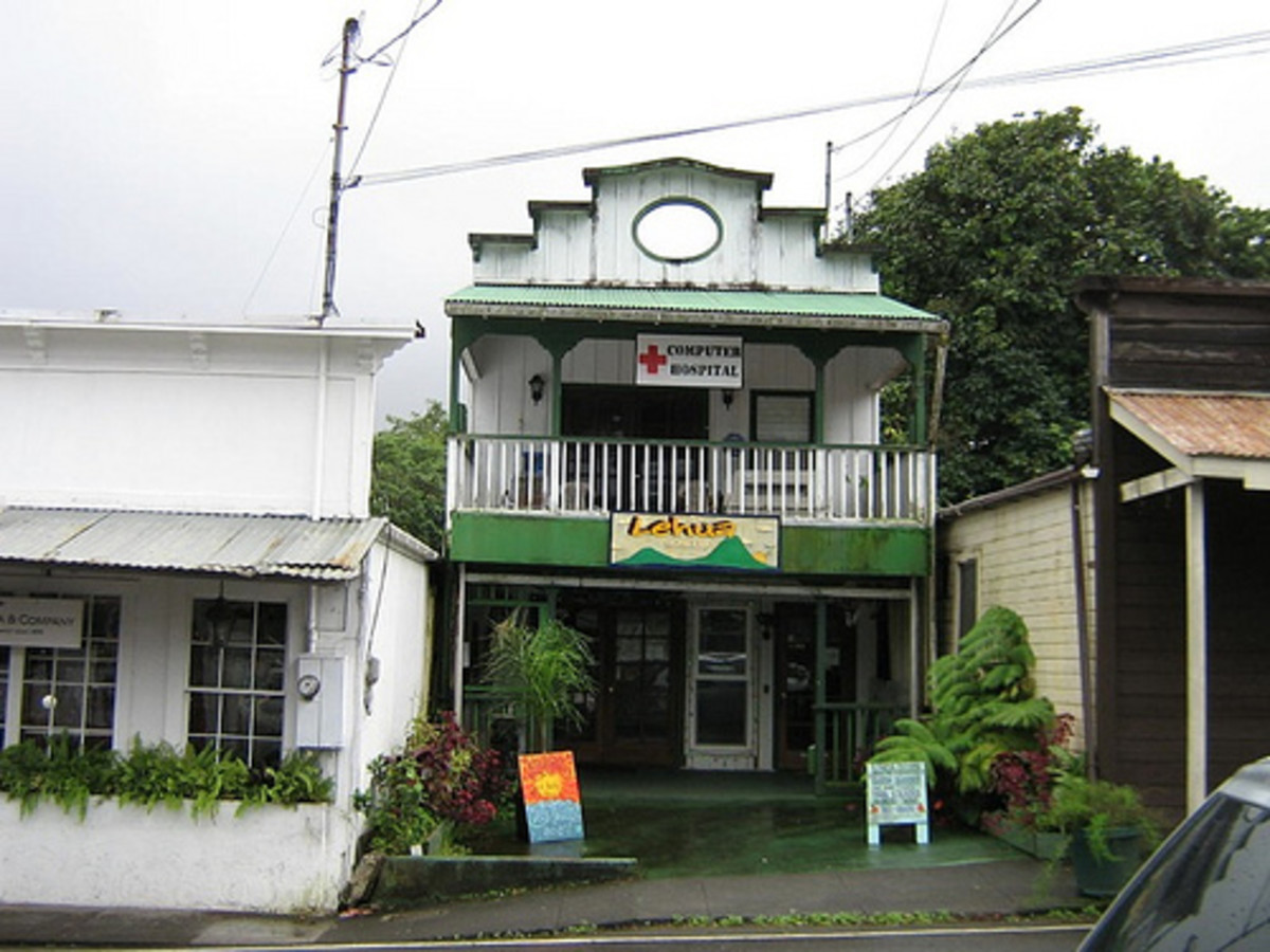 The Computer Hospital -  Pahoa, Hawaii