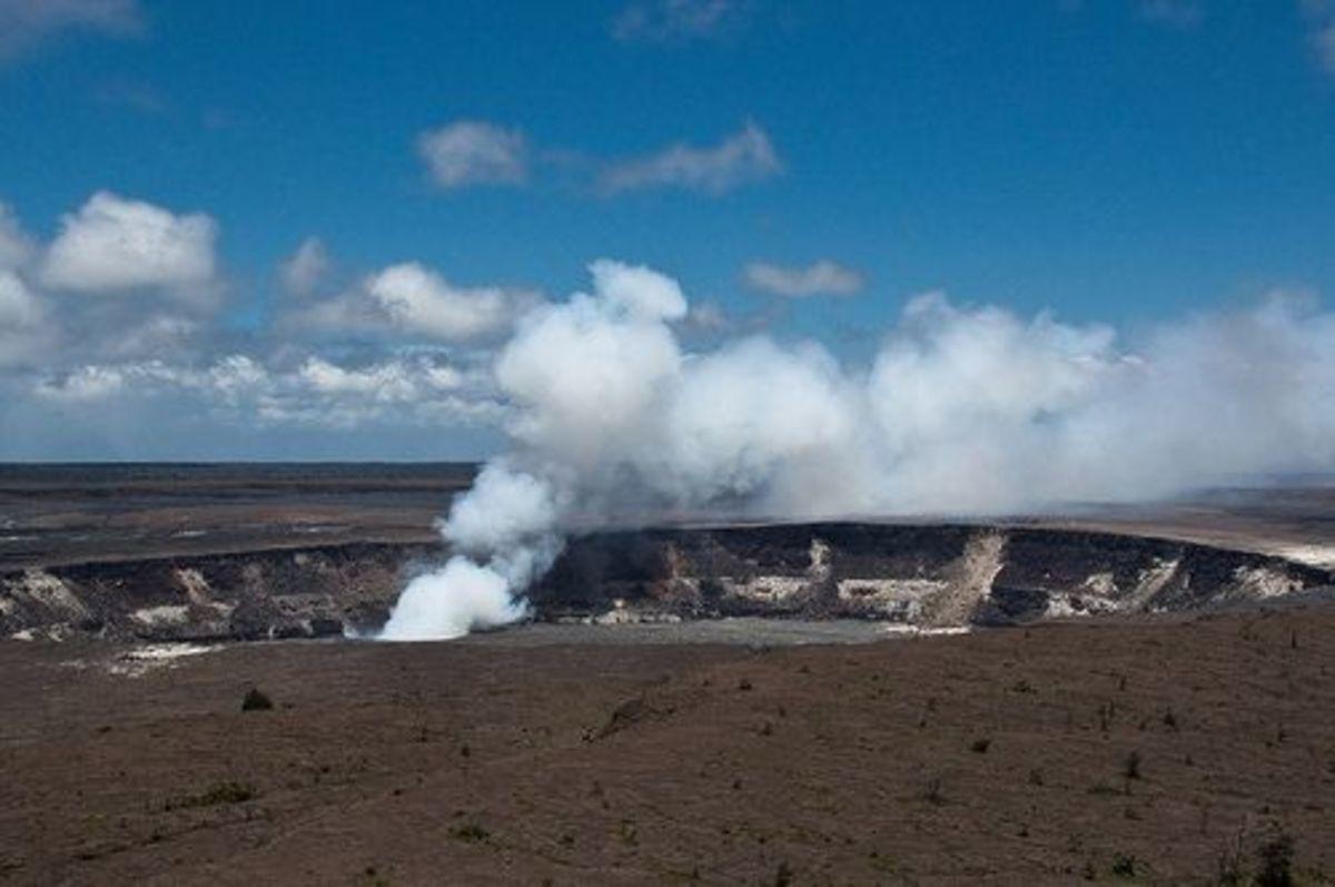Halema'uma'u Crater - A Sacred Place