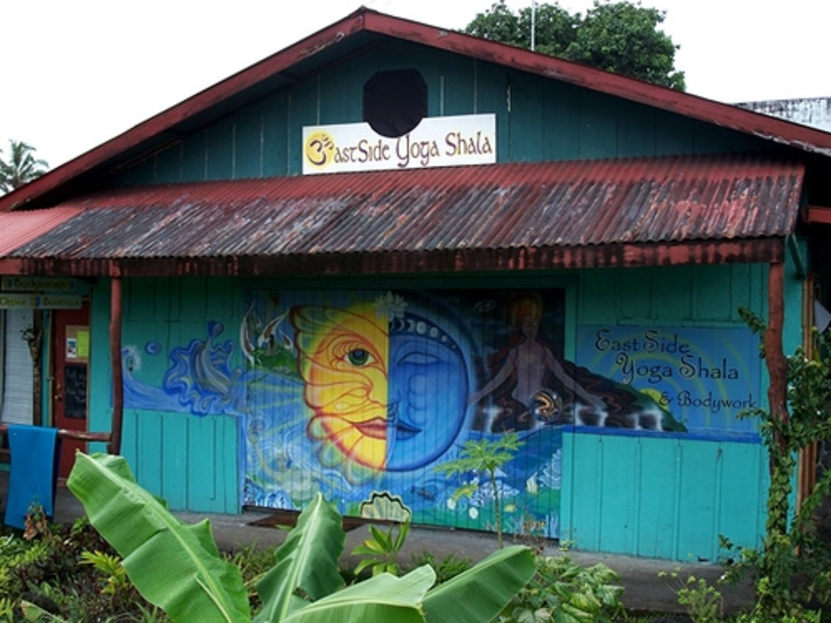 Pahoa Yoga Center