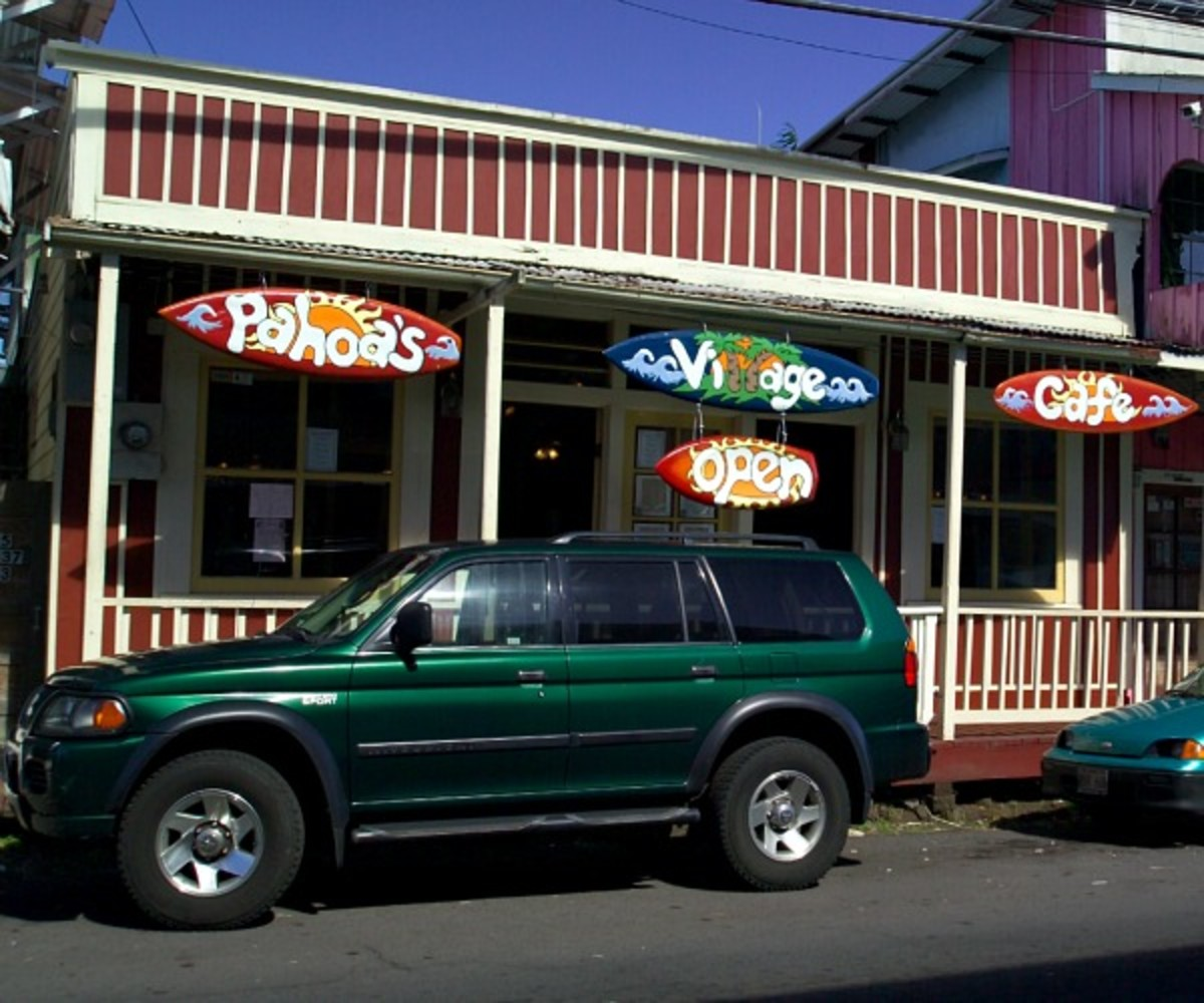 Pahoa Village Cafe