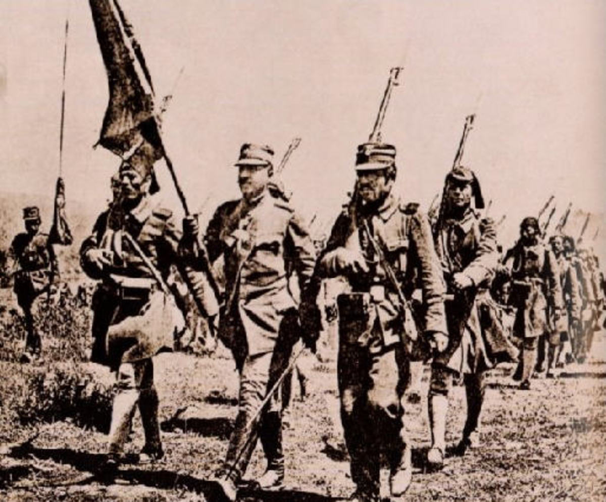 The Greek Invasion and Occupation in Turkey 1919 | HubPages