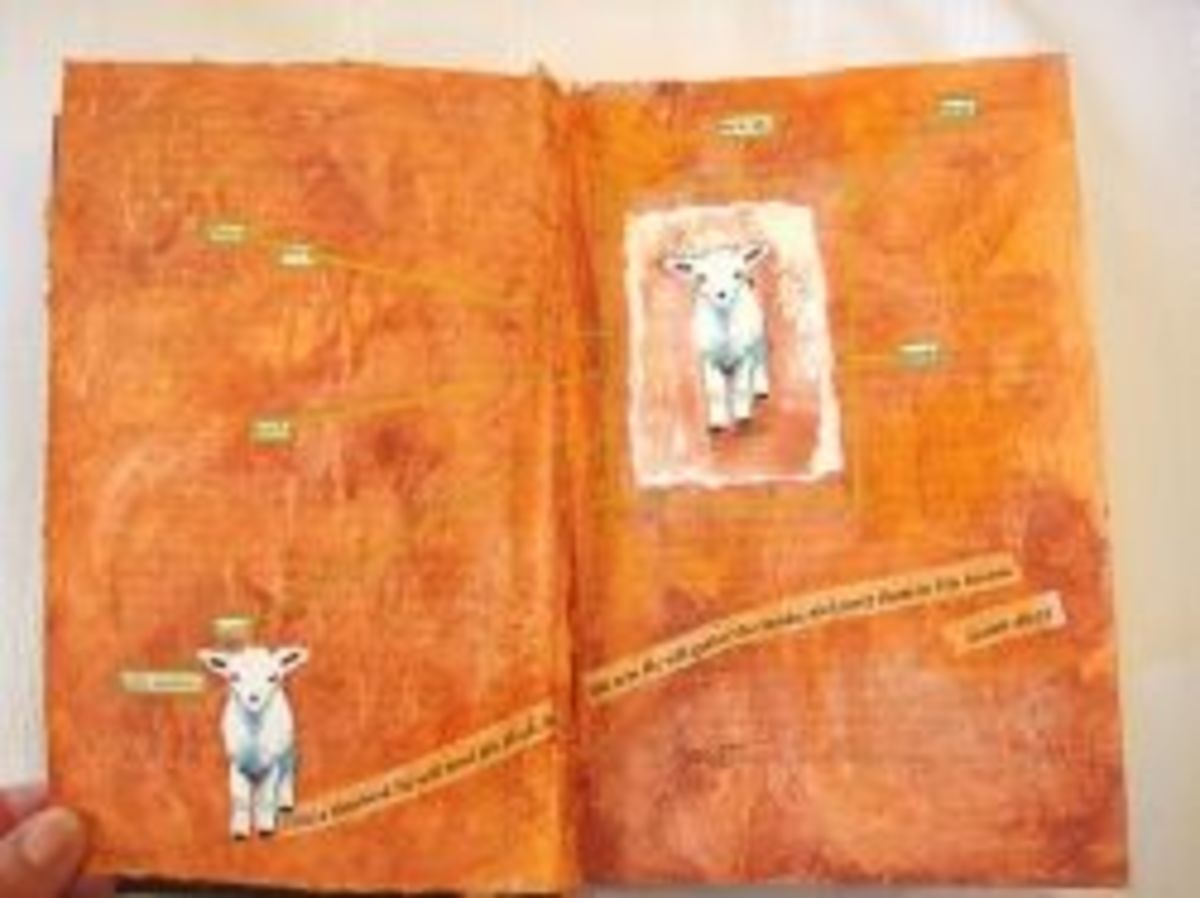 Creating Altered Books