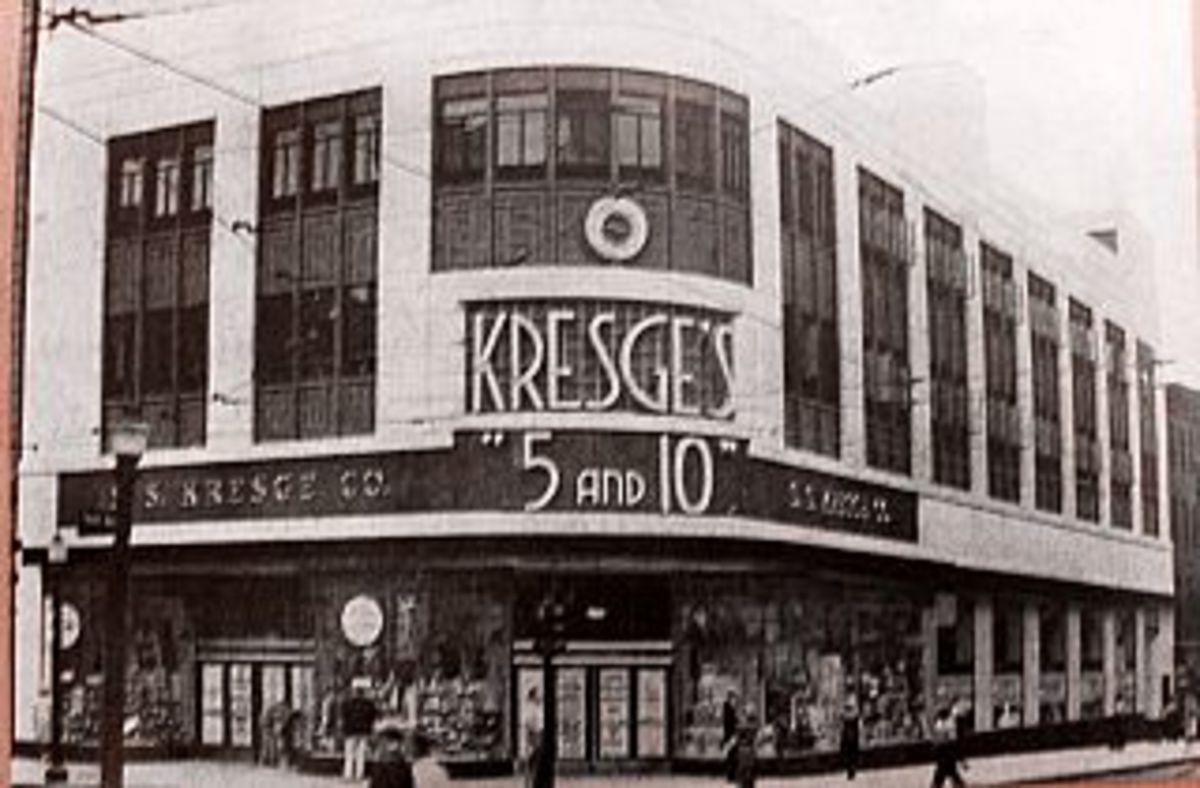 Kresge became KMart