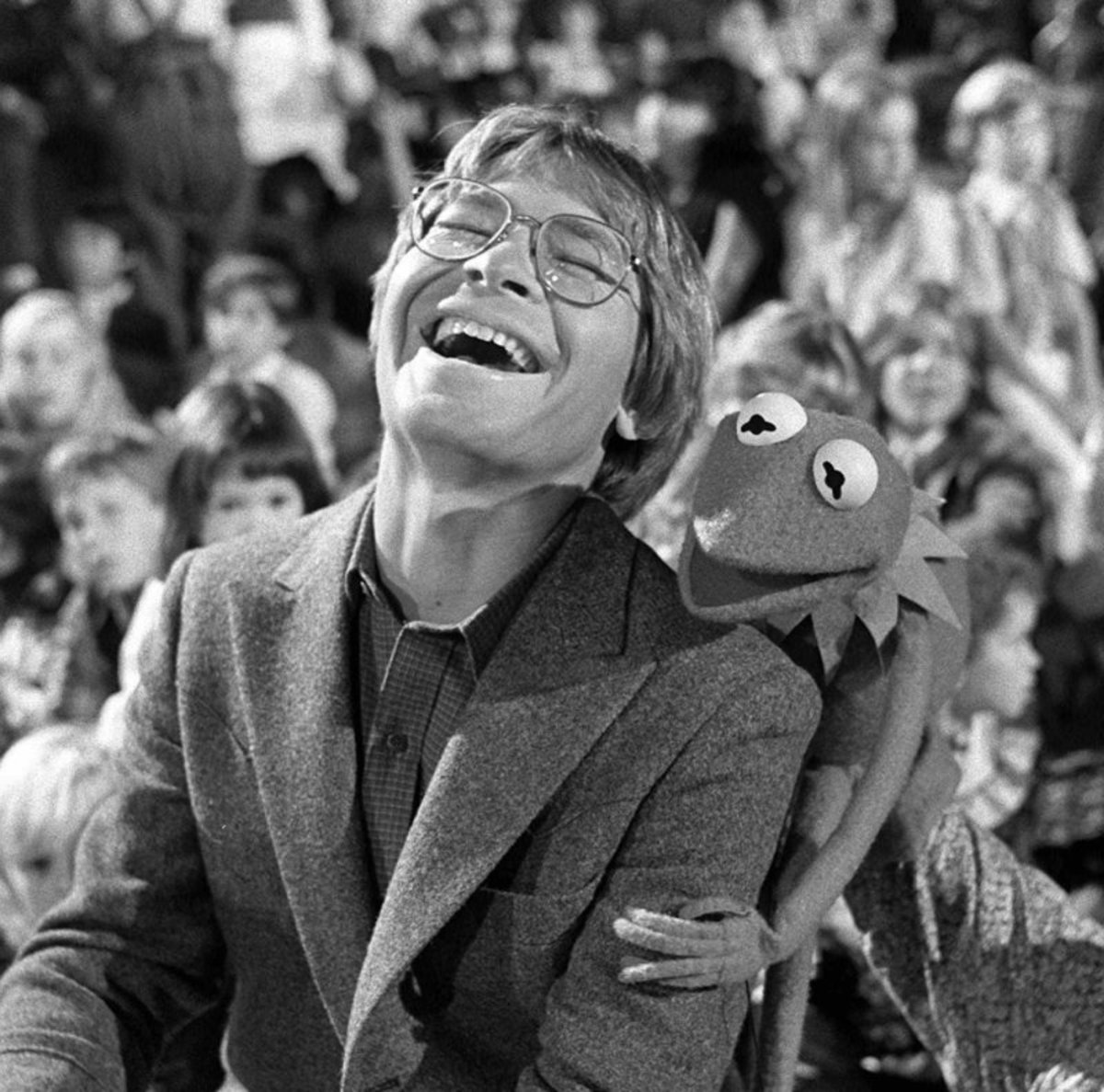 John Denver and Kermit the Frog
