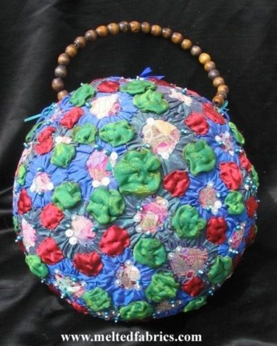 Green Knotweed Bag