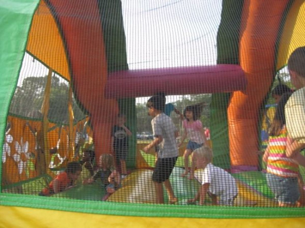 Freedom Fest Inflatables
