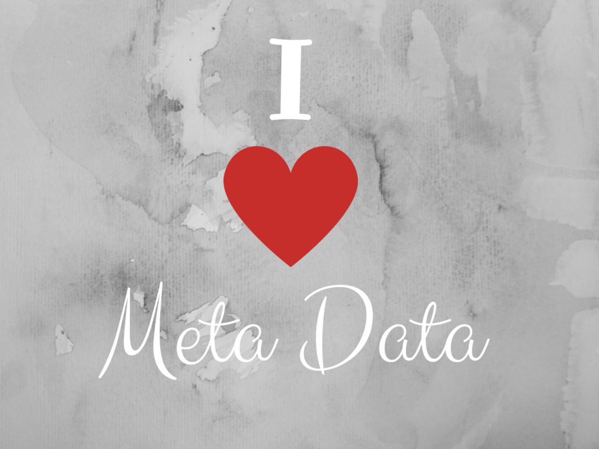 Meta data is far less important than it used to be.