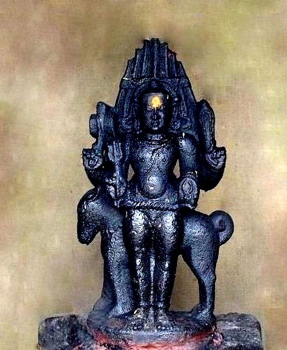 Mantras of Kala Bhairava - The Lord of the March of Time