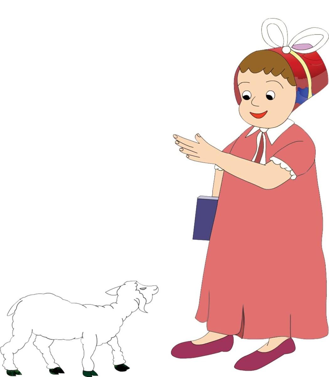 Nursery Rhymes - Mary Had a Little Lamb