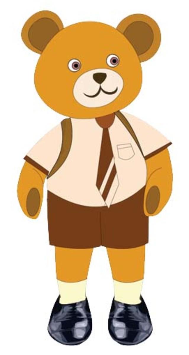 Nursery Rhymes - Teddy Bear, Teddy Bear