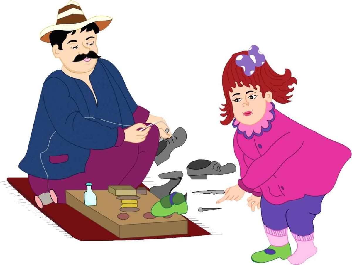 Nursery Rhymes - Cobbler, Cobbler