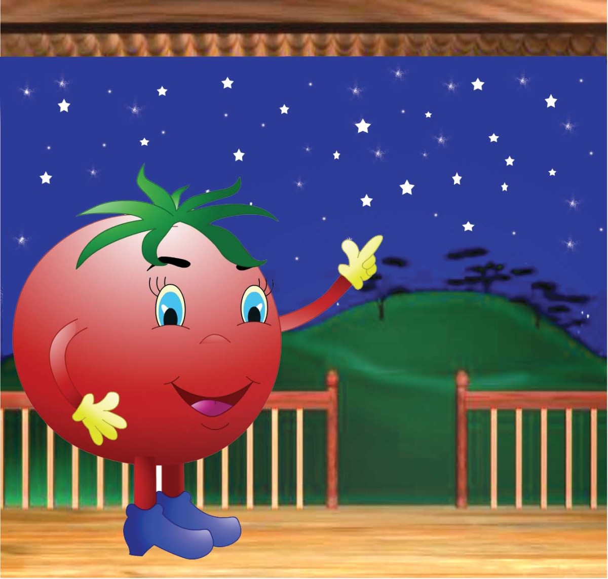 Nursery Rhymes - Twinkle, Twinkle, Little Star