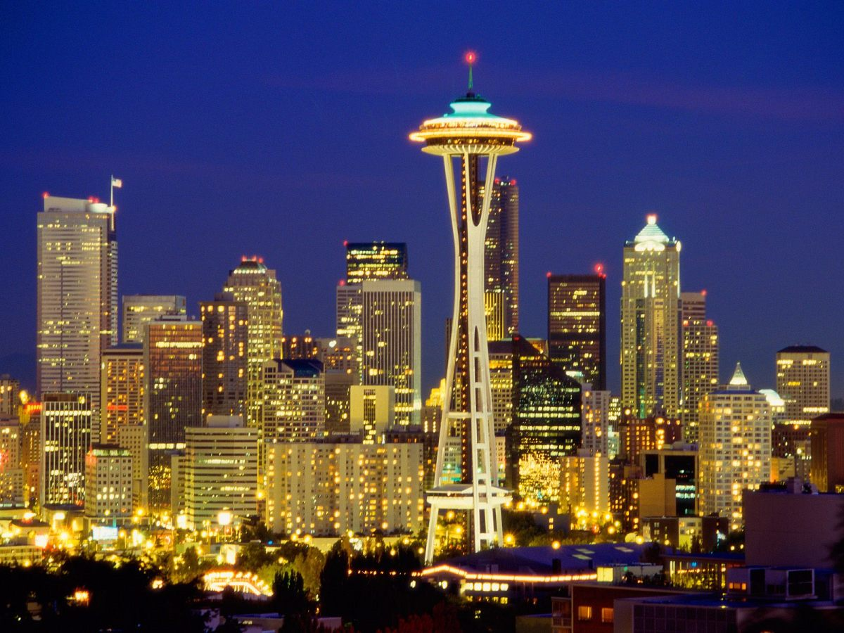 Top Ten Places To Visit In Seattle
