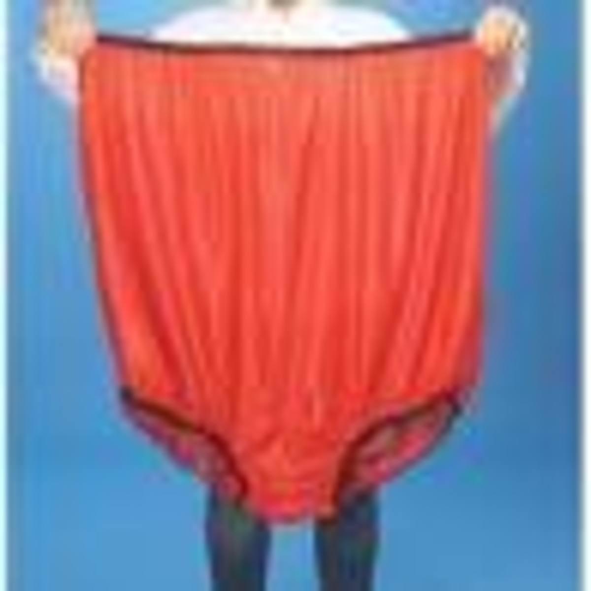HUGE Granny Panties