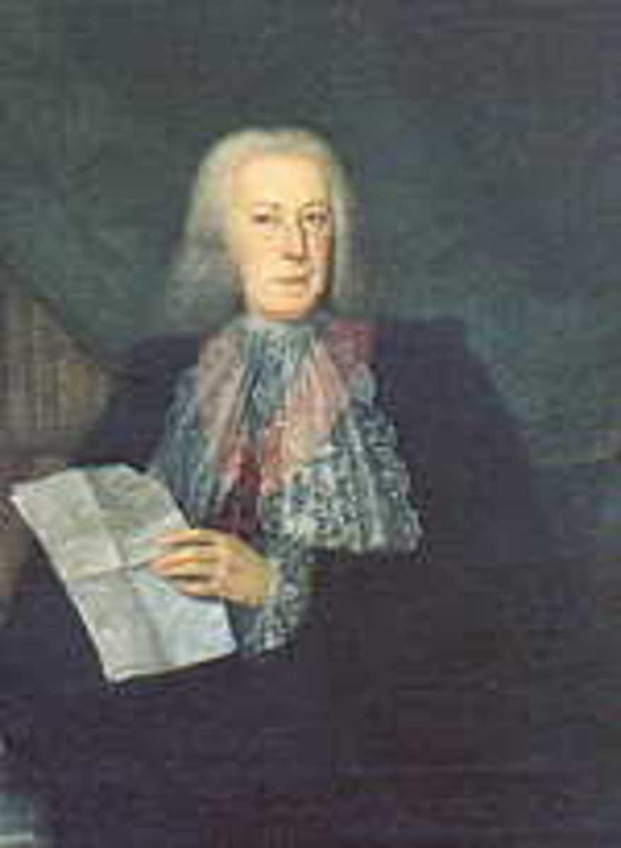 Sebastião de Carvalho e Melo - Marquis of Pombal.