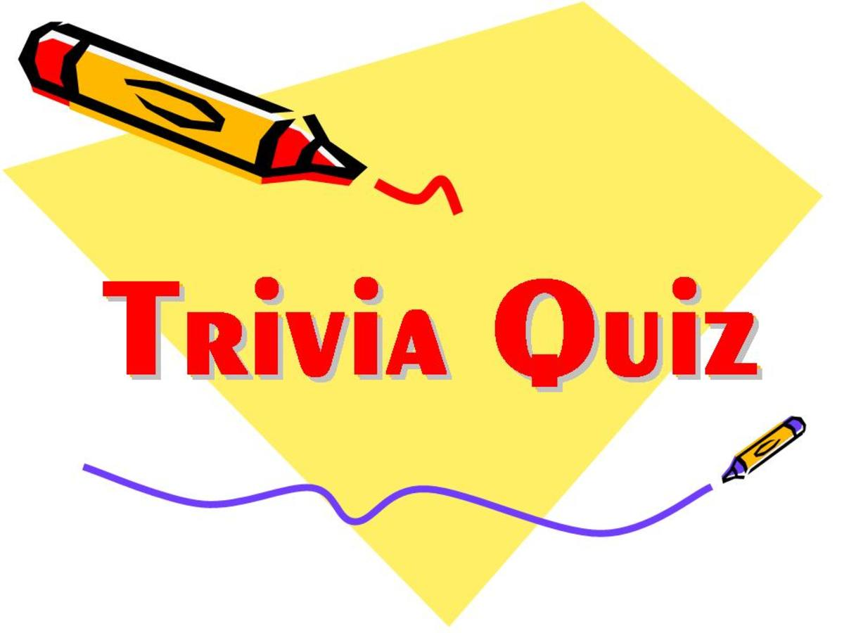 Collection of Trivia Quiz