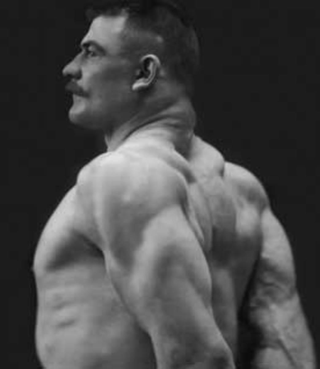 Training Terrific Triceps