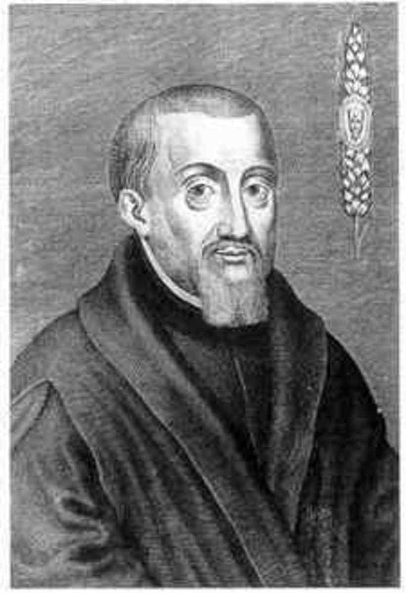 Fr Henry Garnet