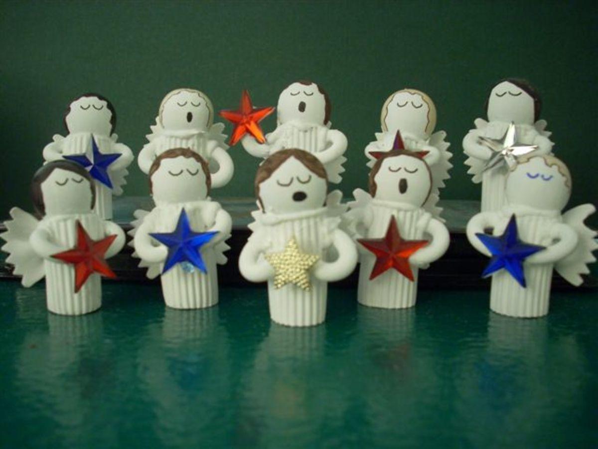 Pasta Angel Chorus