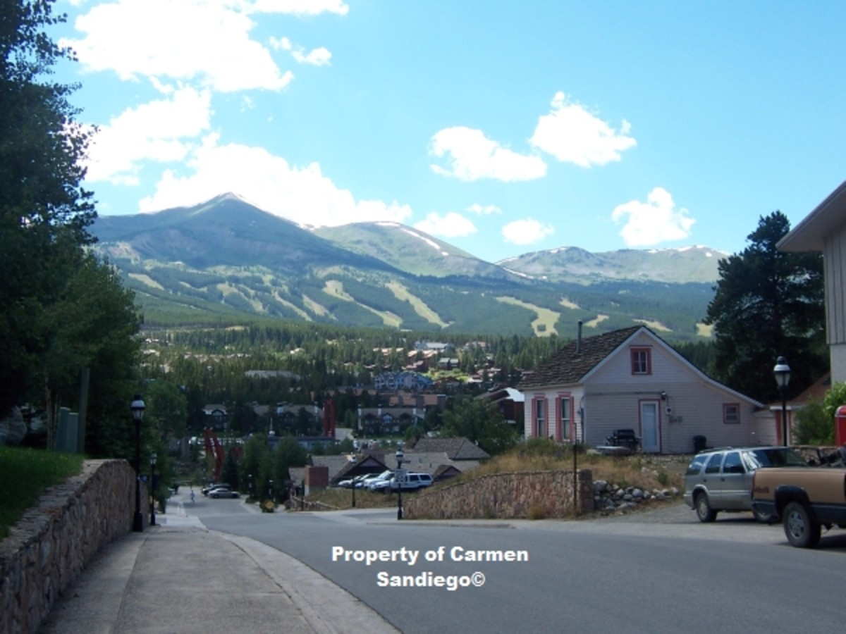 Breckenridge Colorado: A Local's Guide
