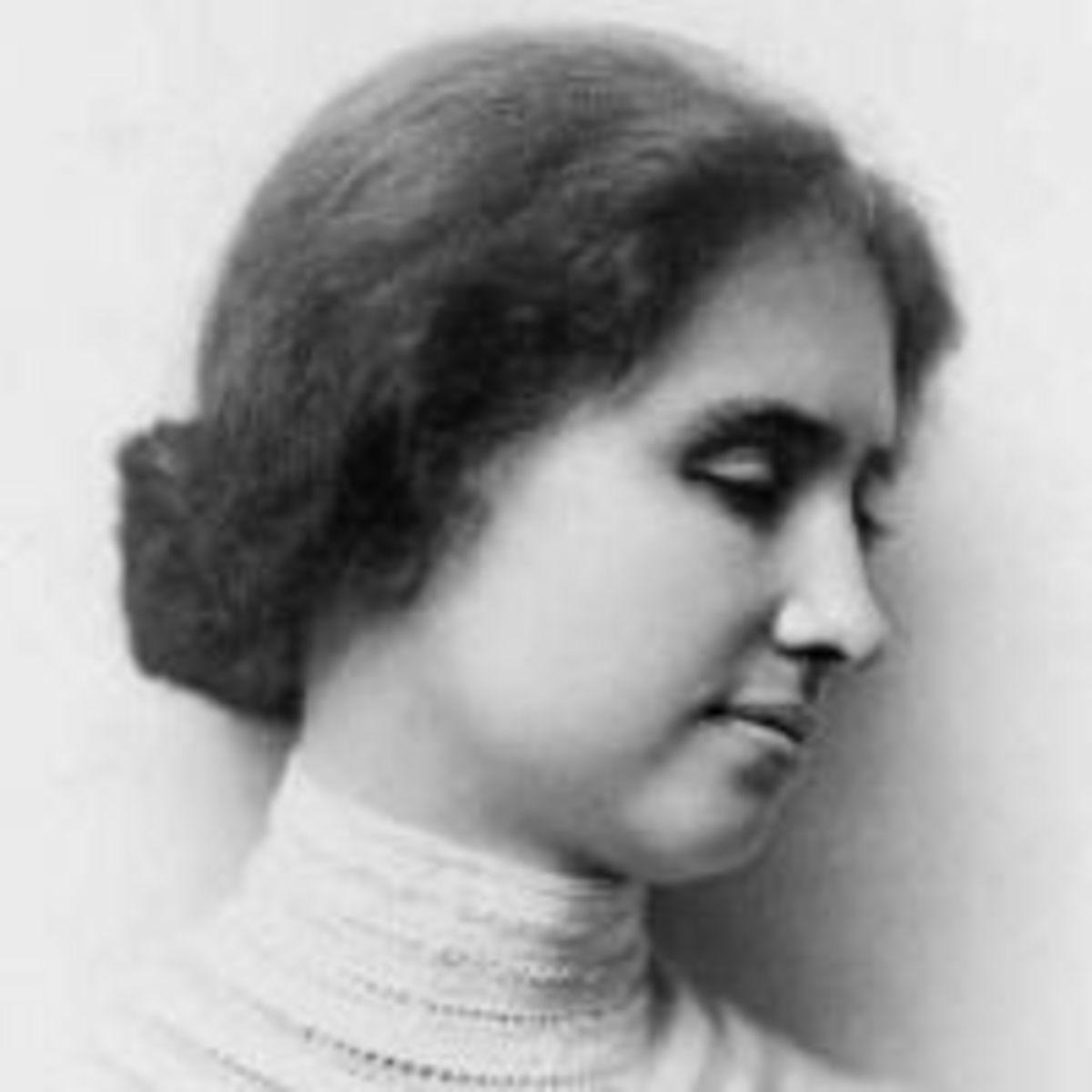 The Student: Helen Keller