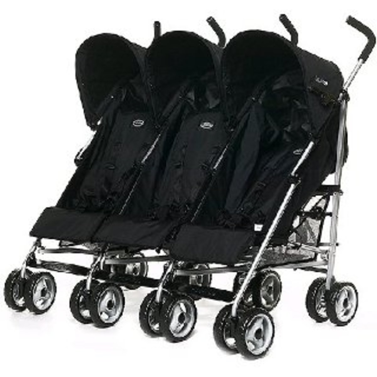Umbrella Triple Stroller Strollers 2017