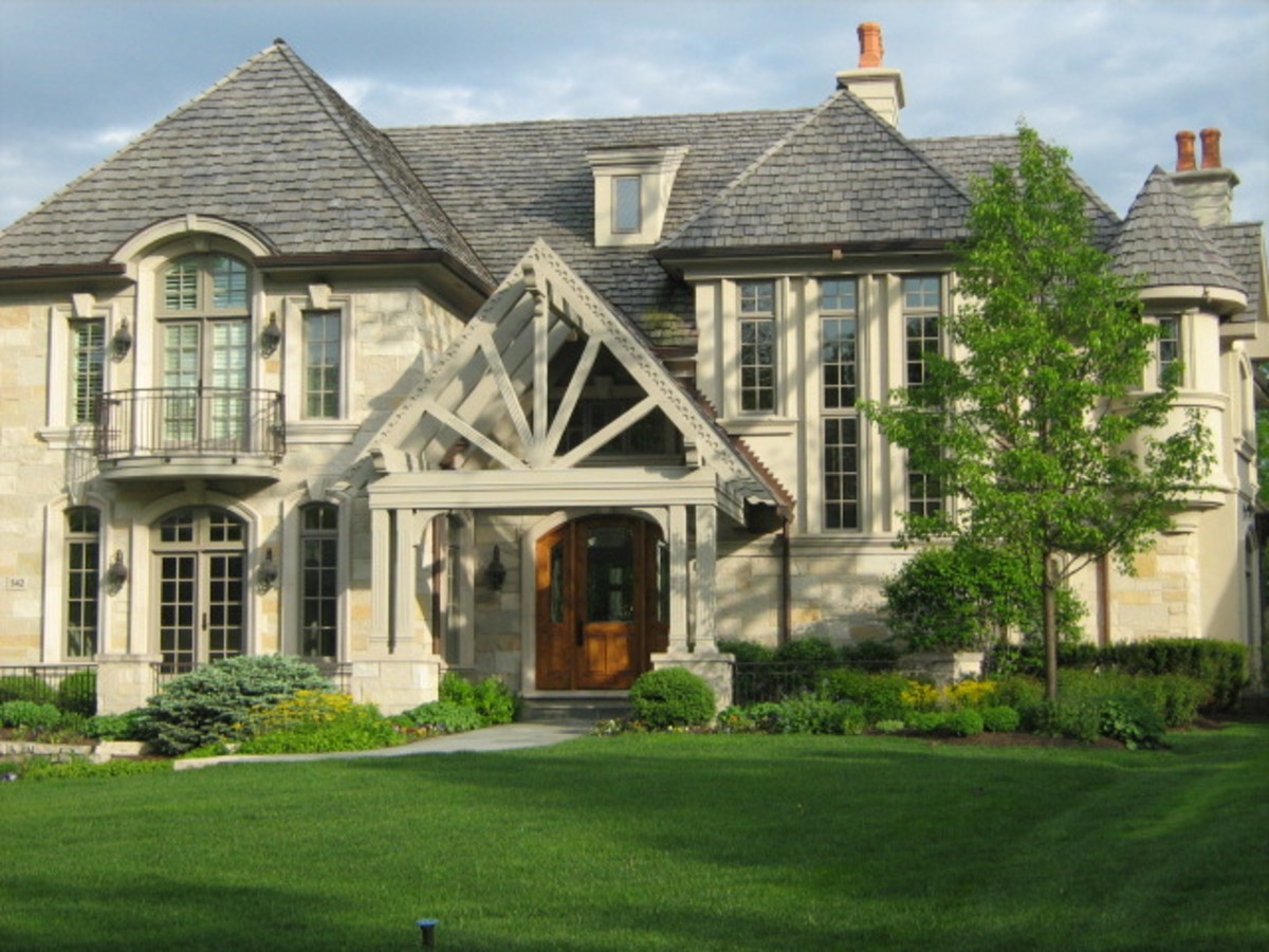 Large home in Hinsdale