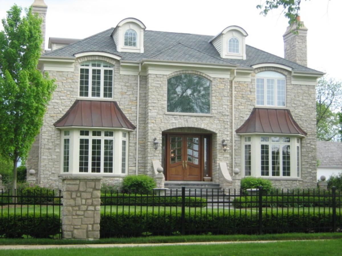Hinsdale mansion