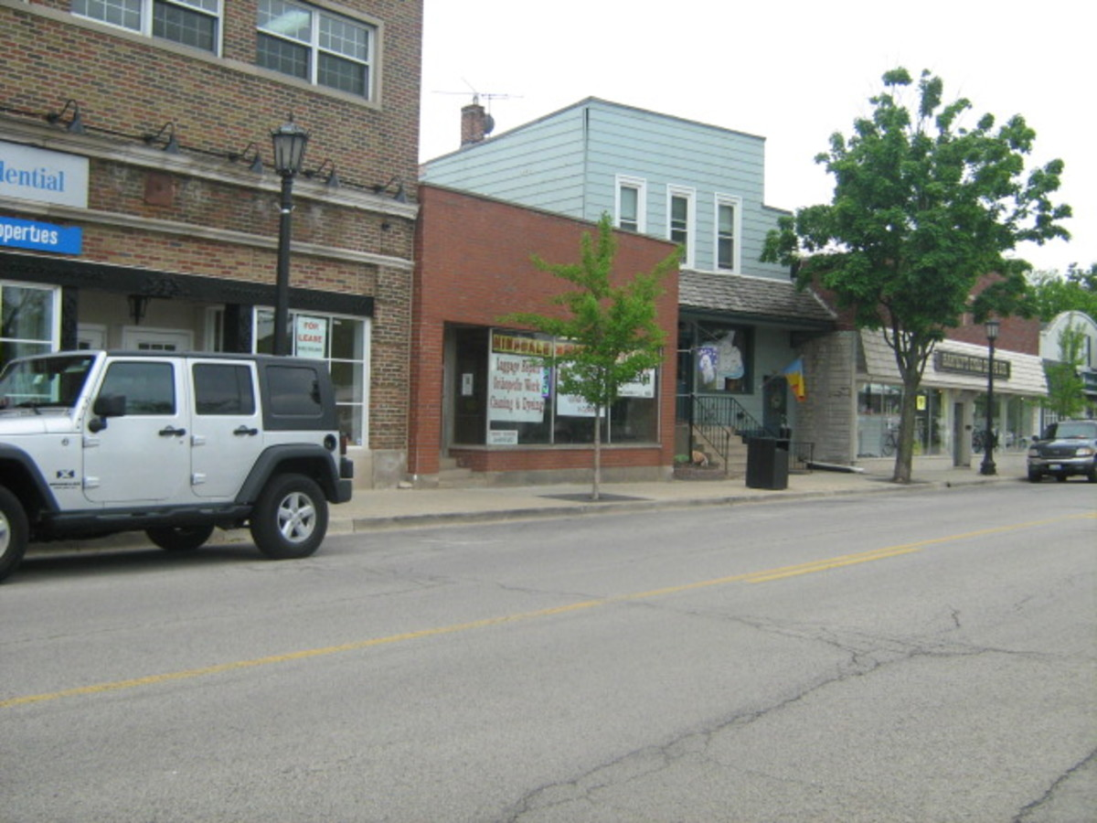Historic Downtown Hinsdale