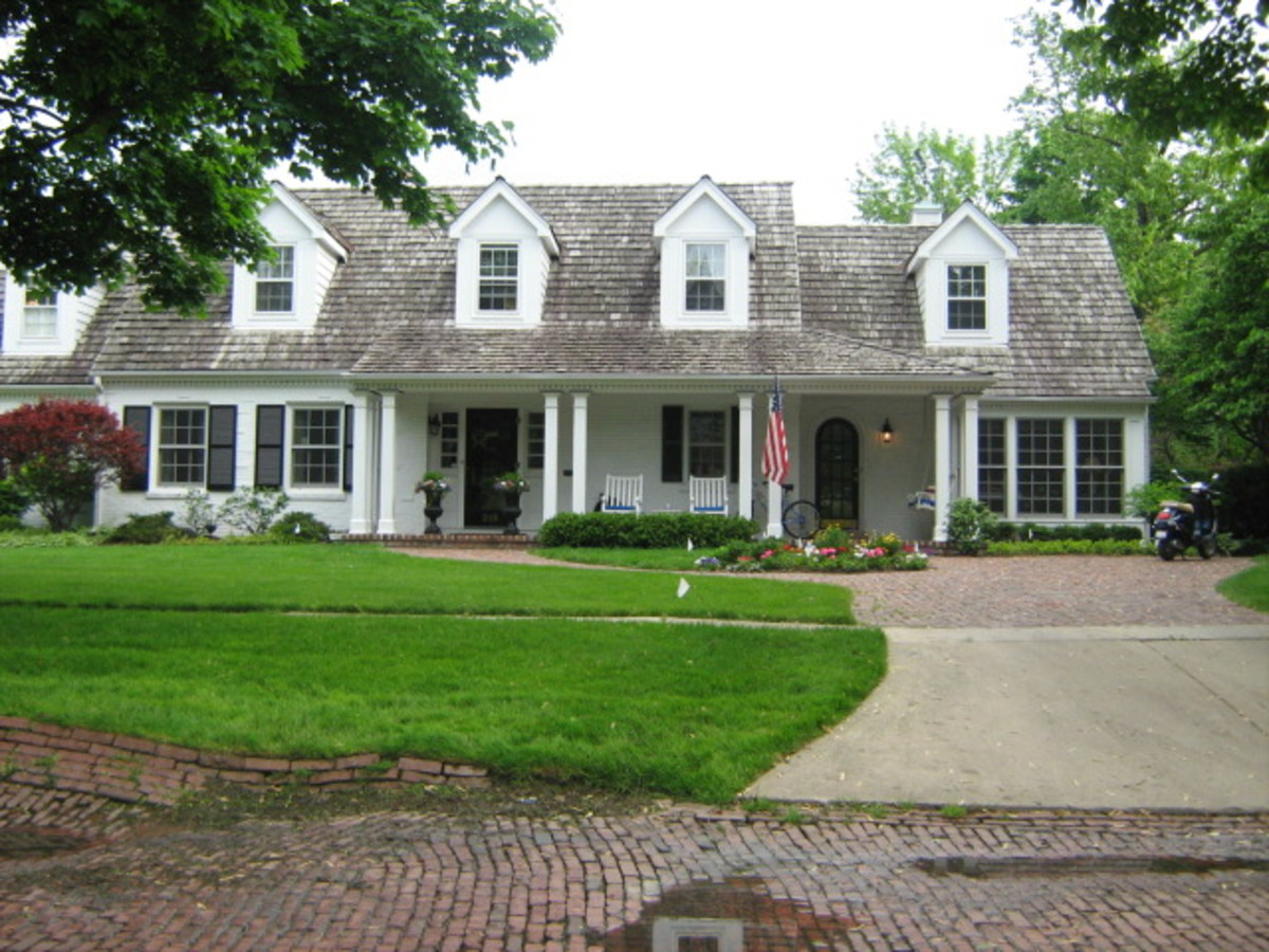 Large house in Hinsdale