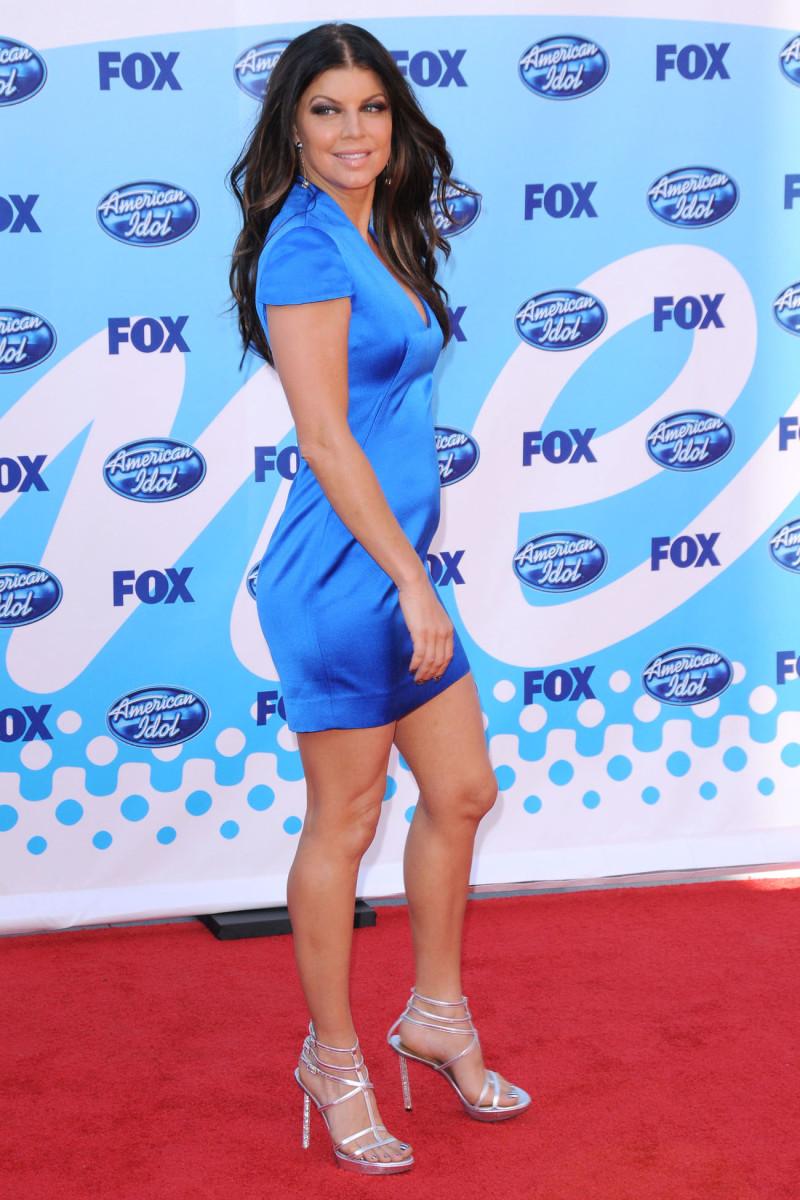Fergie Has Sexy Legs In High Heels Hubpages