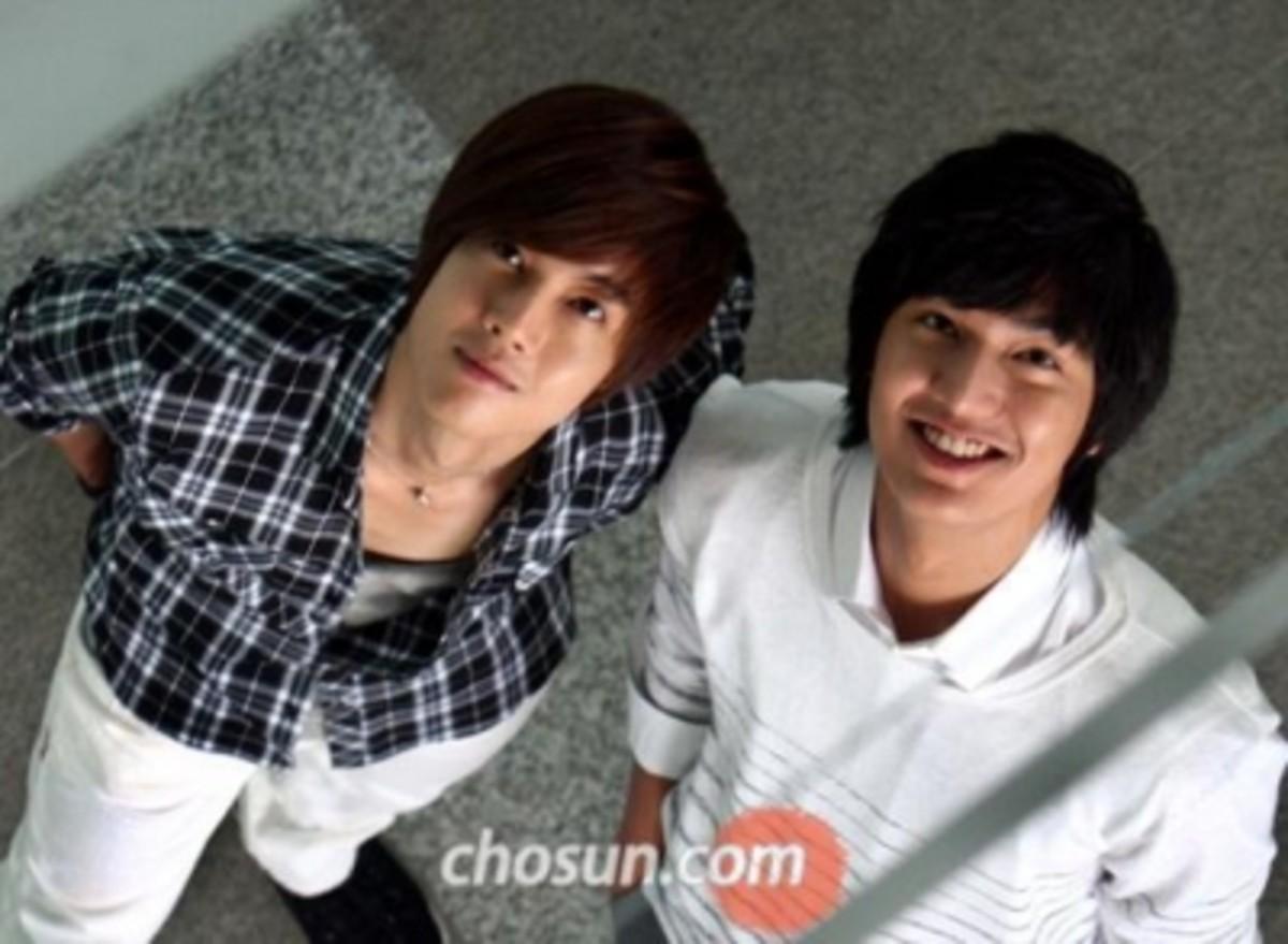 Face off -  Ji Hoo vs Joon Pyo