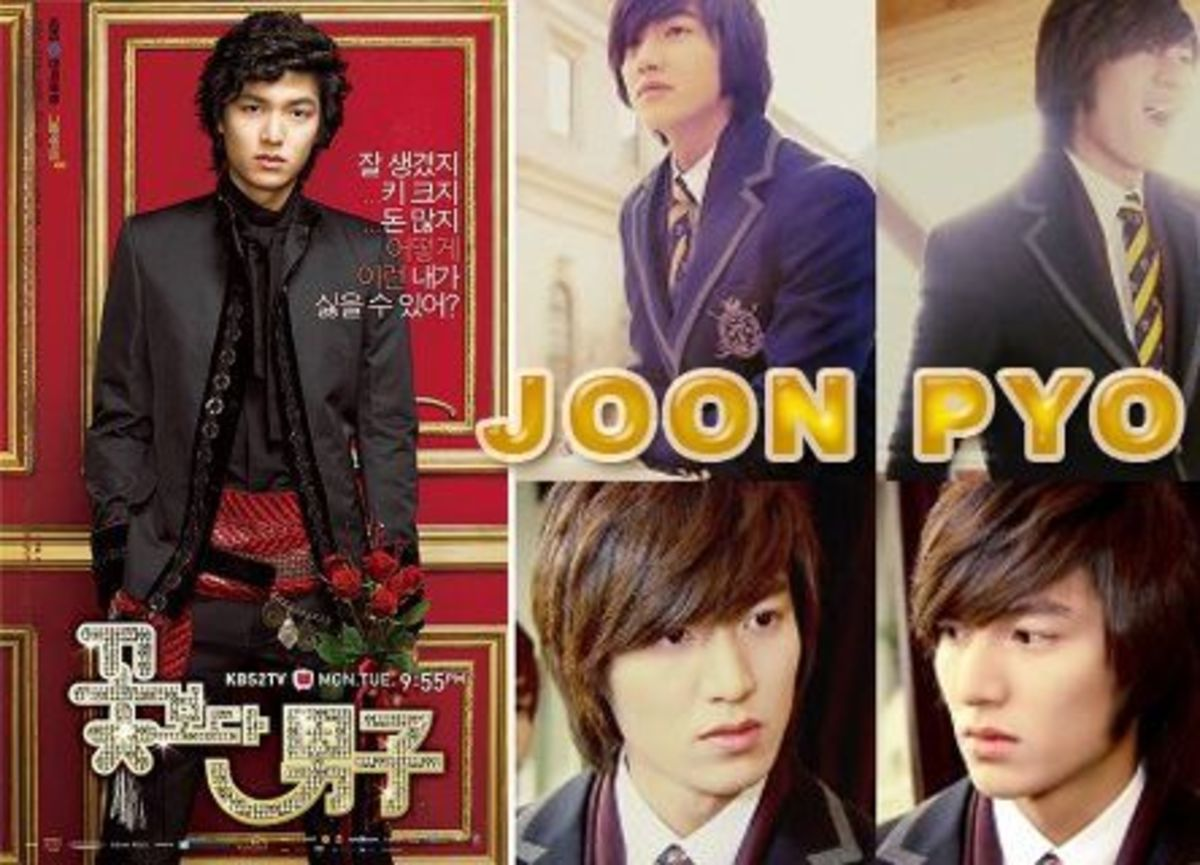 Lee Min Ho as Gu Joon Pyo