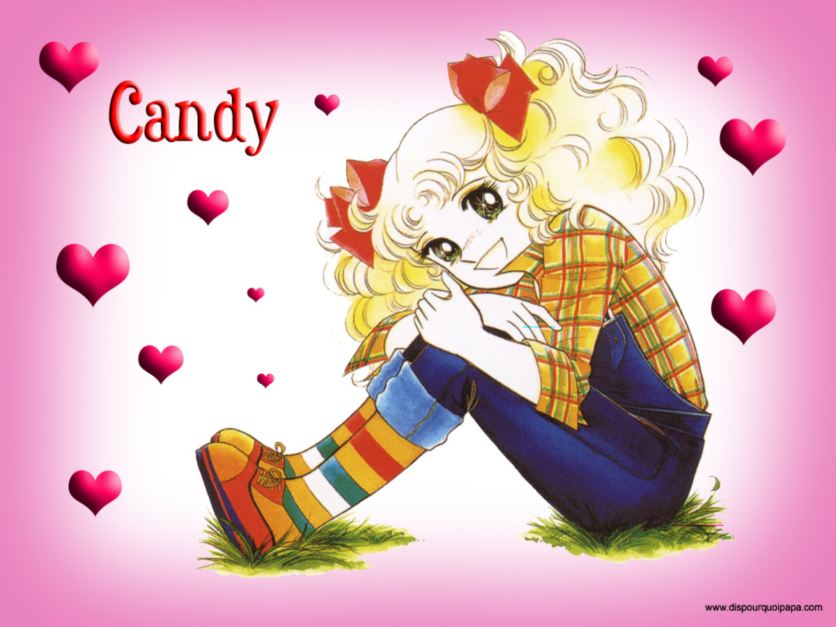 Candy, My First Soap Opera
