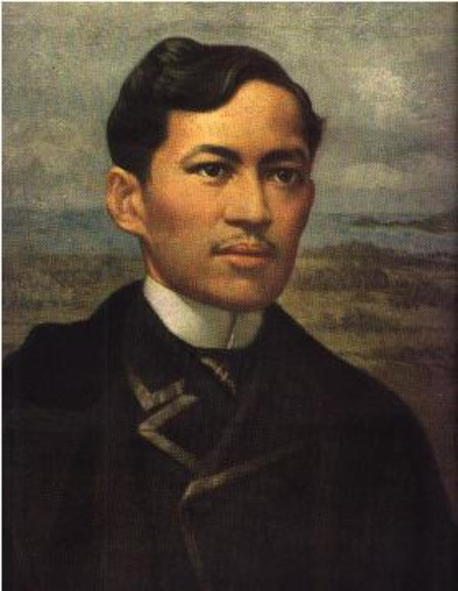 Life of Jose Rizal in Belgium