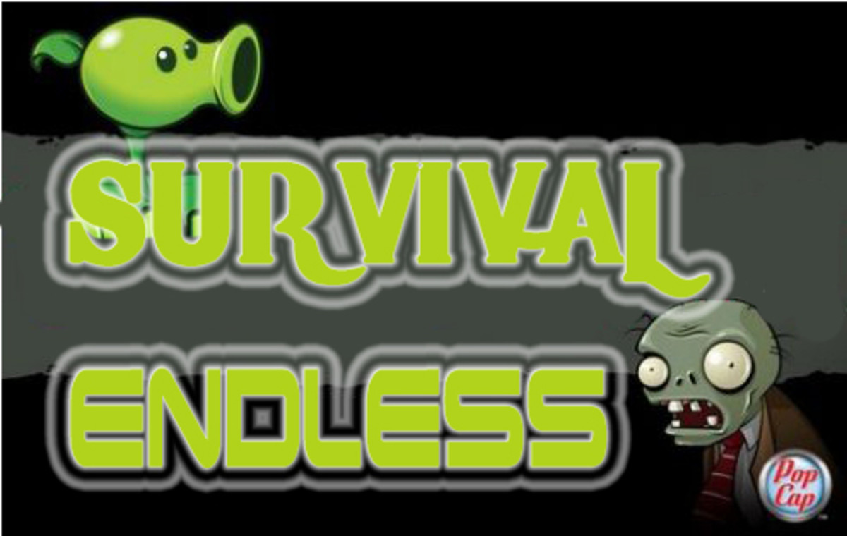 How to Deal with Special Zombies in Survival Endless | Plants Vs Zombies