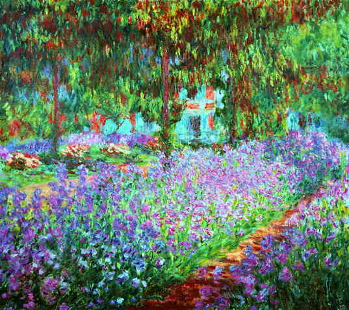 Chasing Claude Monet: Giverny and the art of living