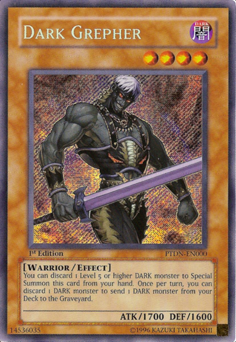 Dark Grepher Card