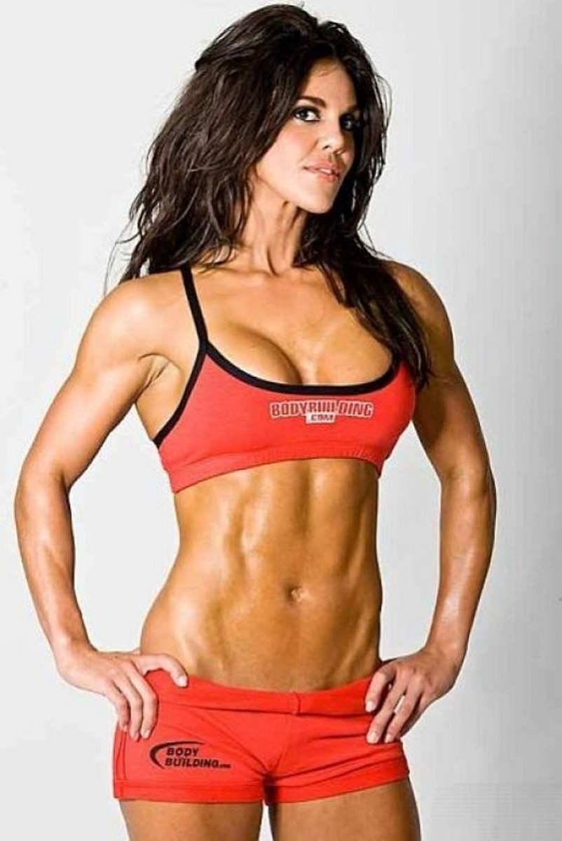 Laura Coleman - Female Fitness Model