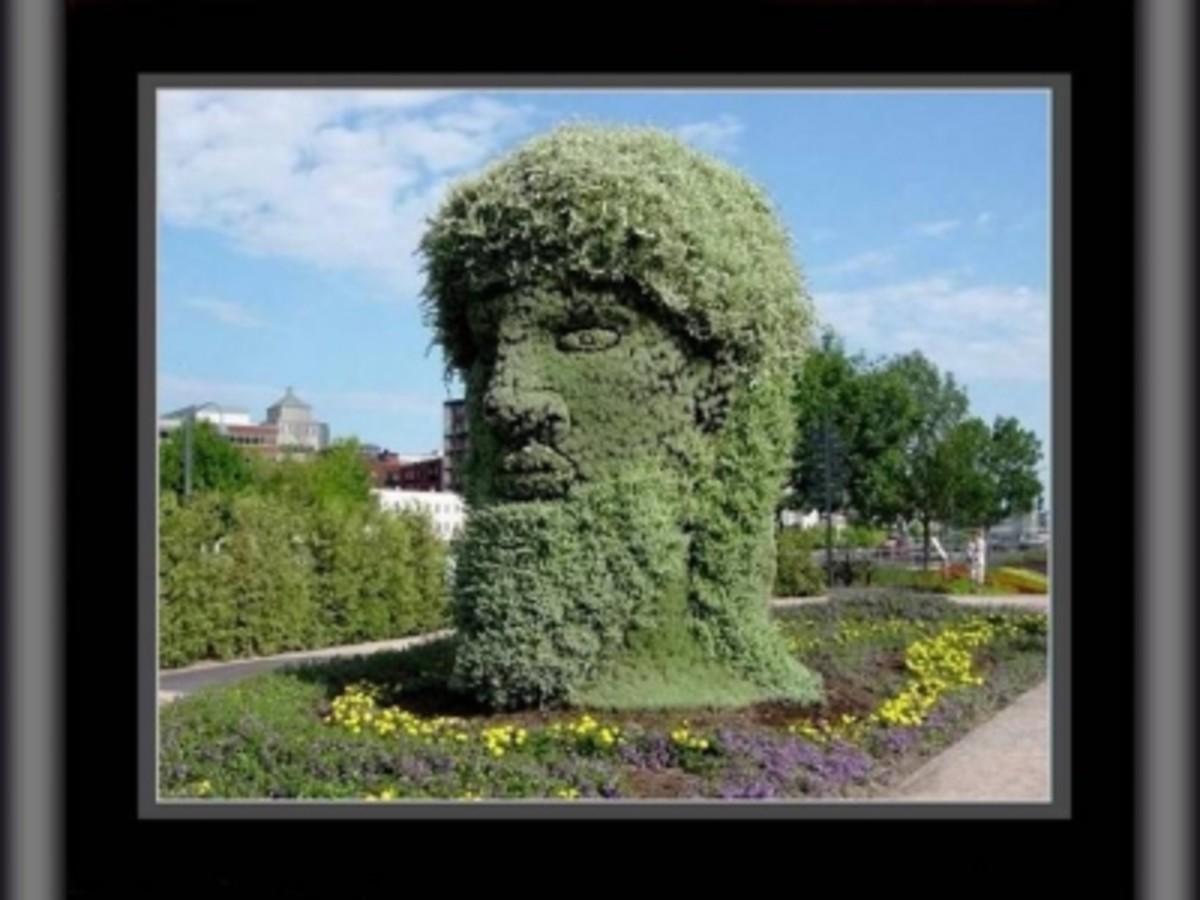 Zeus Topiary