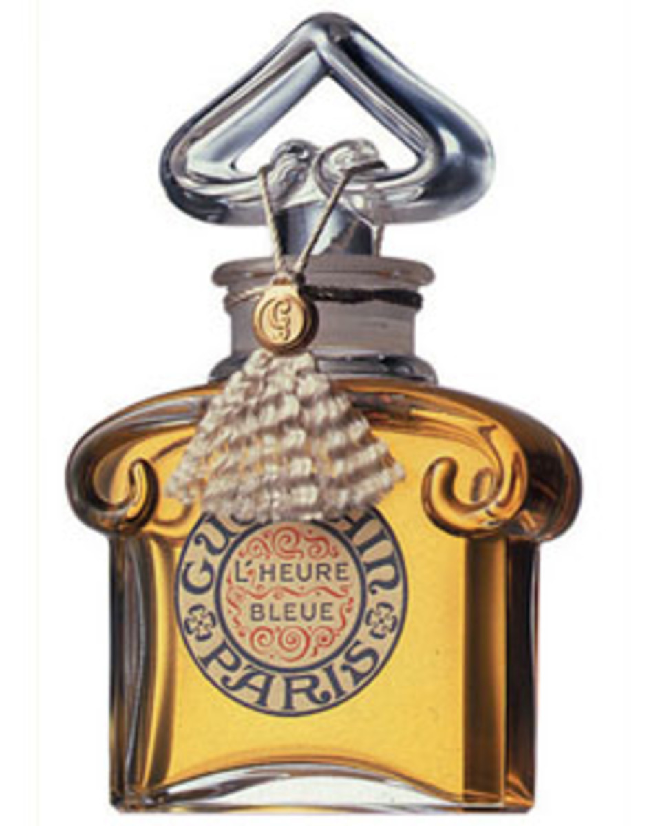 Another favorite of Kate Moss, Guerlain L'Heure Bleue