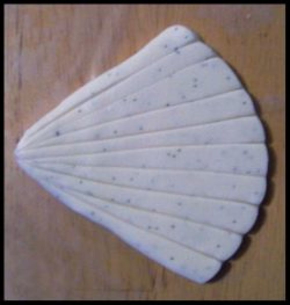 Cockle Shells: Step Two