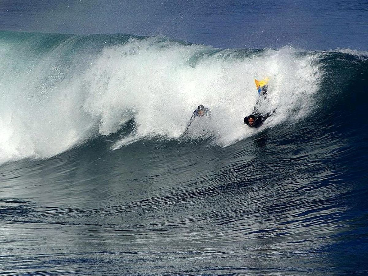 Bodysurfing for the Rest of Us - How to Body Surf
